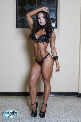 Natalie Athena WBFF Pro