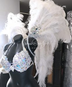 samba-couture-theme-wear-white-angel-wings-victorias-secret-WBFF