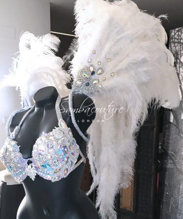 samba-couture-theme-wear-white-angel-wings-victorias-secret-WBFF